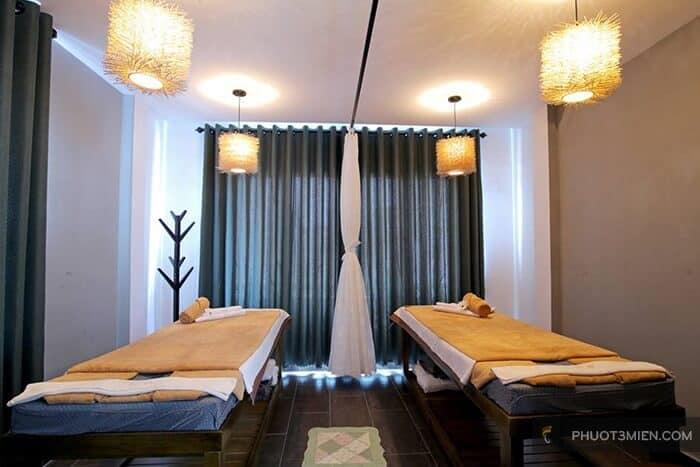 phòng massage The Magnolia Villa Đà Lạt