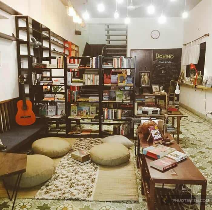 không gian phòng khách - Homestay Sài Gòn