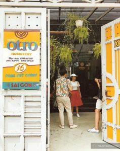 homestay O Tro Sài Gòn