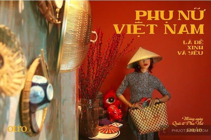không gian tại Otro Homestay Sài Gòn