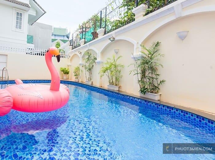 kito villa có hồ bơi riêng vũng tàu