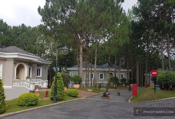 Nghỉ dưỡng cực chất với khách sạn Đà Lạt Dalat Edensee Lake Resort & Spa