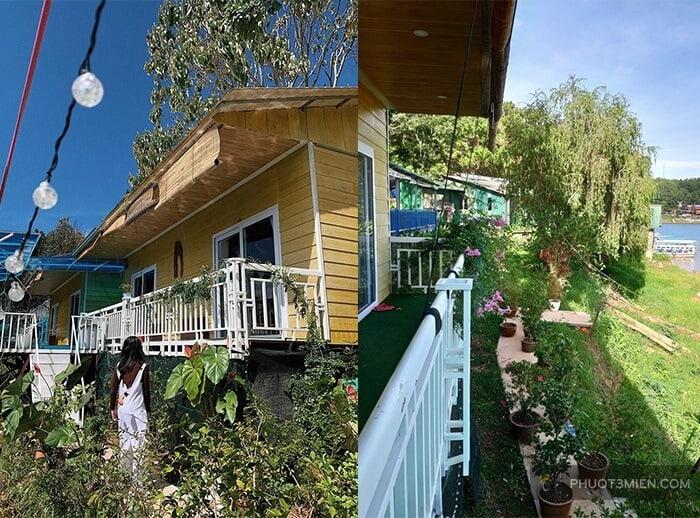 vườn thượng house - homestay đà lạt