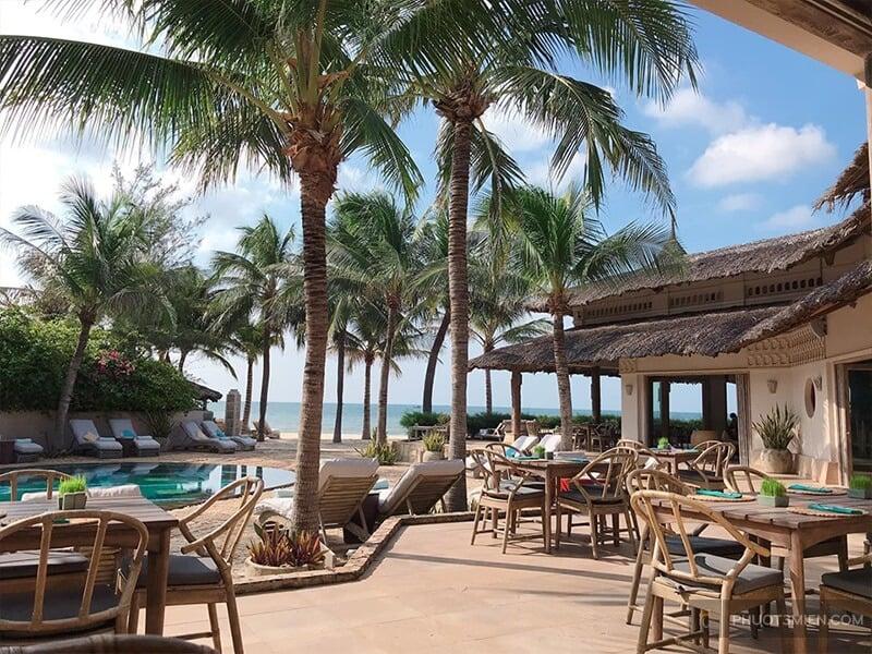 không gian tại Sailing Club Resort Mui Ne