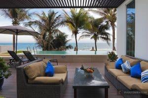 Phòng tại The Cliff Resort