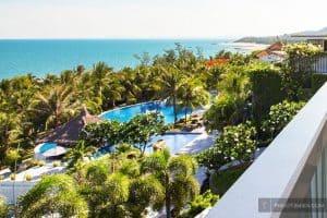 view đẹp tại The Cliff Resort