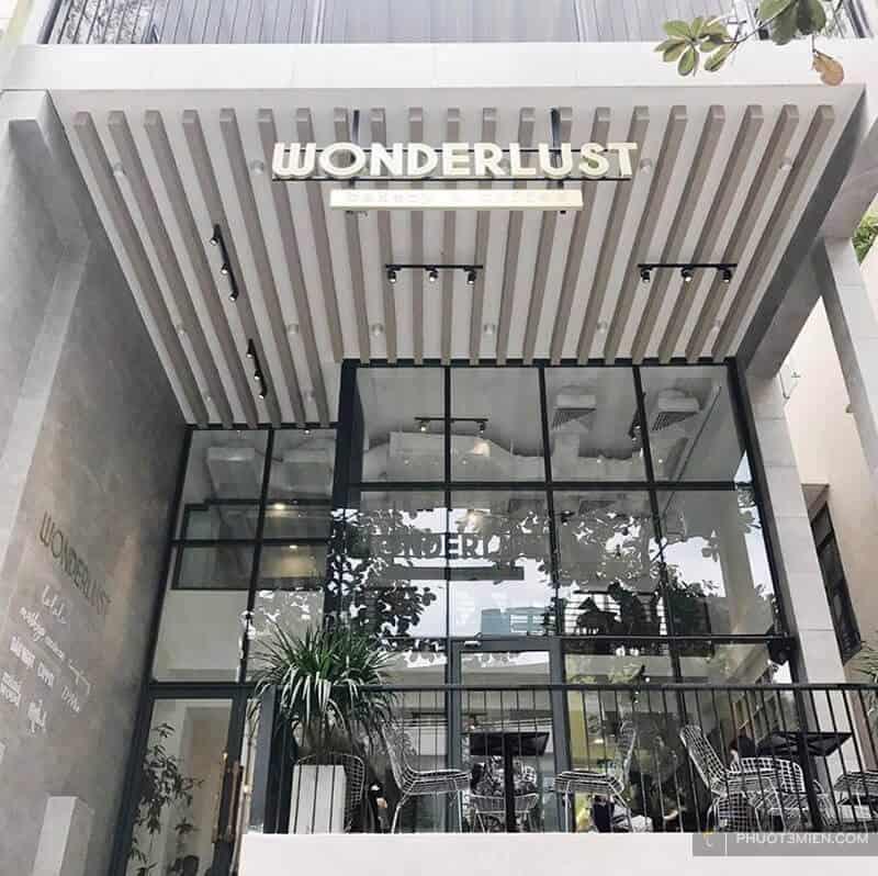 Wonderlust coffee Da Nang
