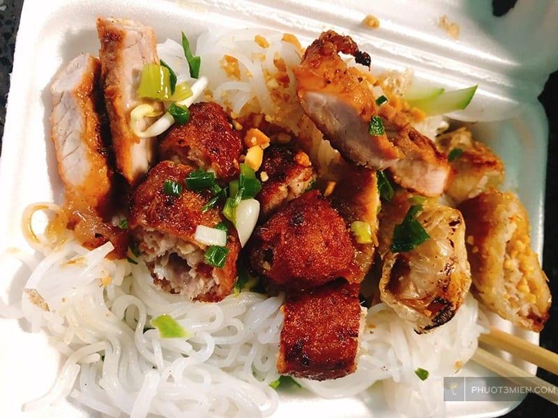 Bún thịt nướng Vũng Tàu