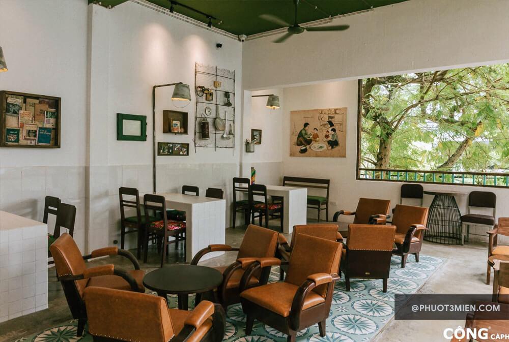 Cộng cafe đà nẵng