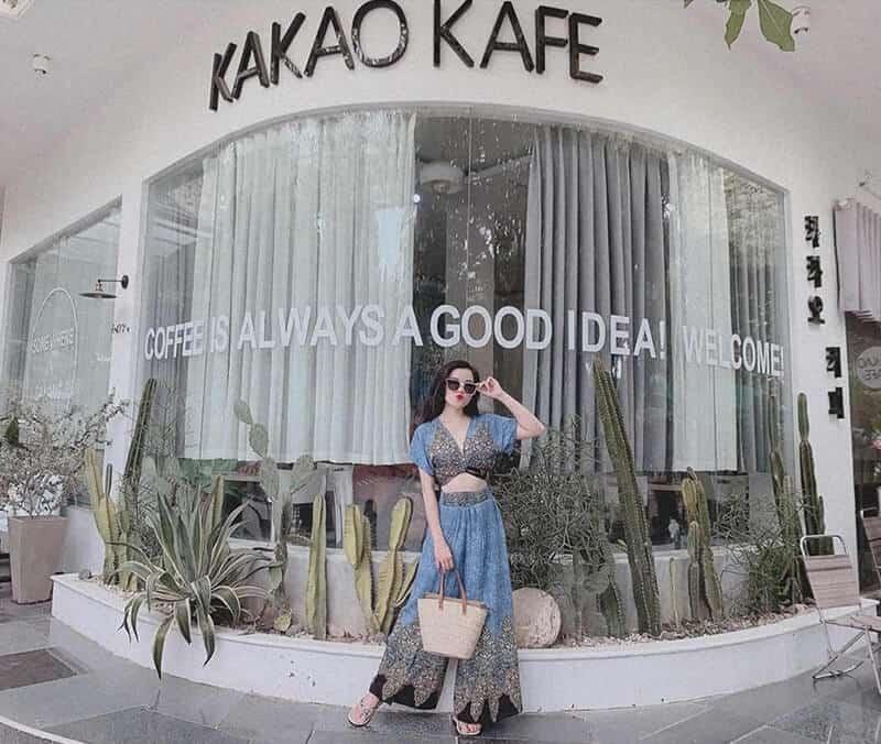 quán cafe kakao kafe đẹp ở Đà Nẵng