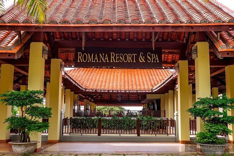 romana resort mũi né