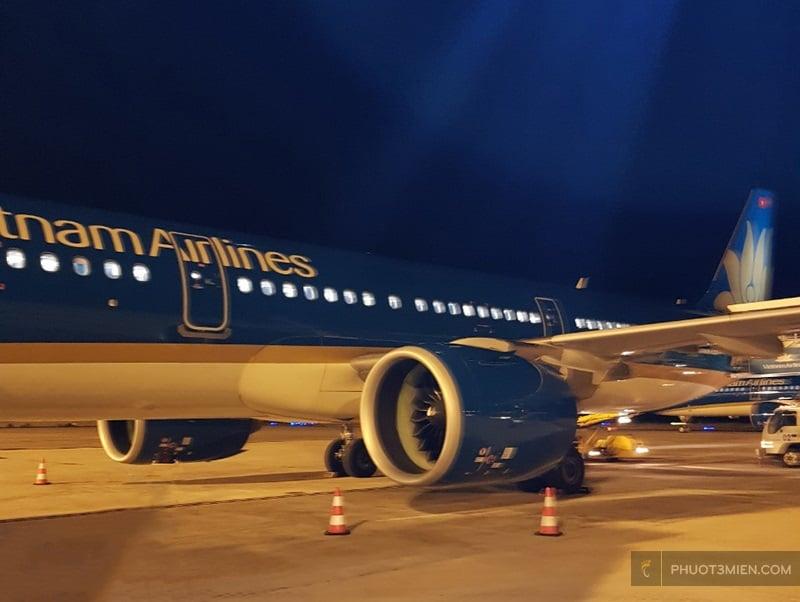 vietnam airline đi quy nhơn