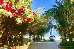 Oceanward Resort long hải