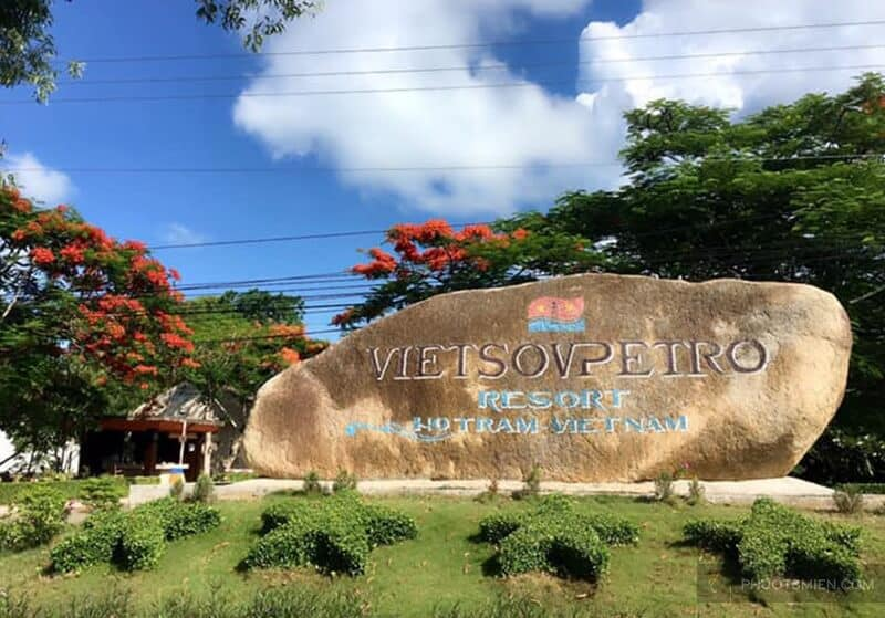 Vietsovpetro Resort 5 sao ở Hồ Tràm