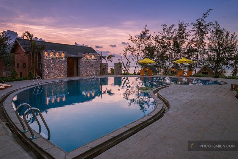 resort long hải