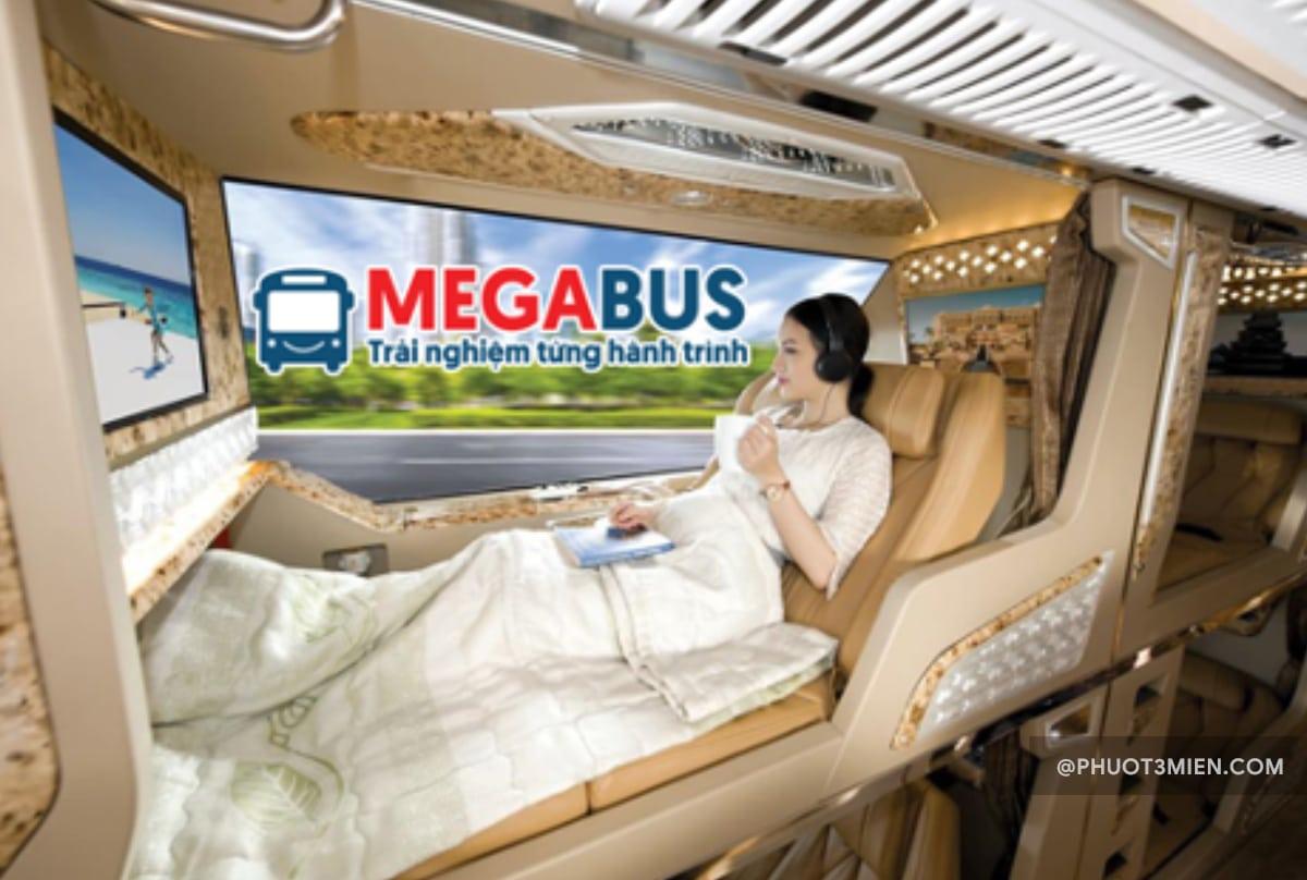 megabus đi đà lạt
