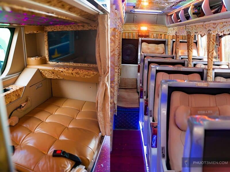xe nguyễn kim limousine đi đà lạt