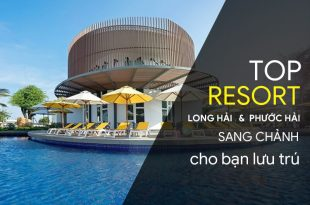 resort long hải