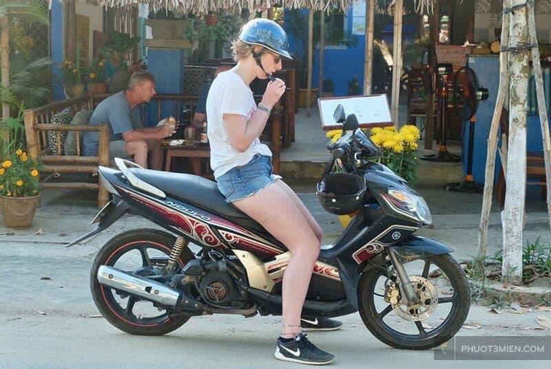 Cho thuê xe máy Hội An