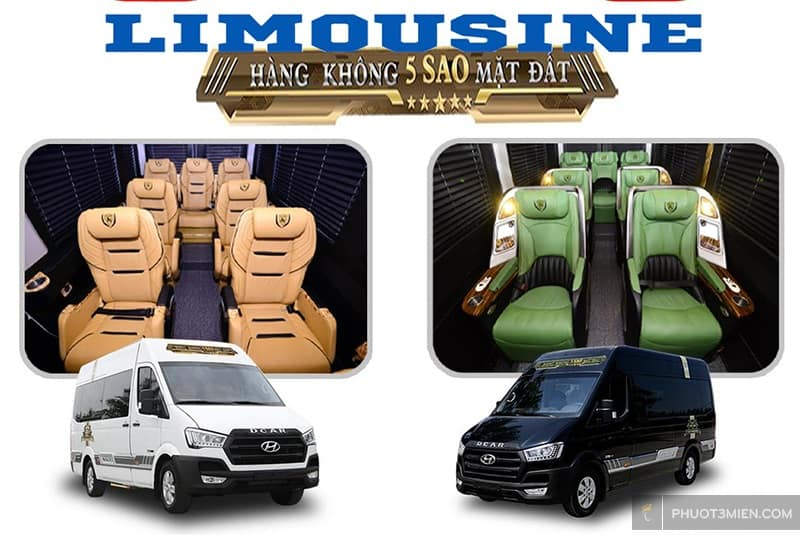 xe thái dương limousine