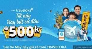 săn vé trên Traveloka