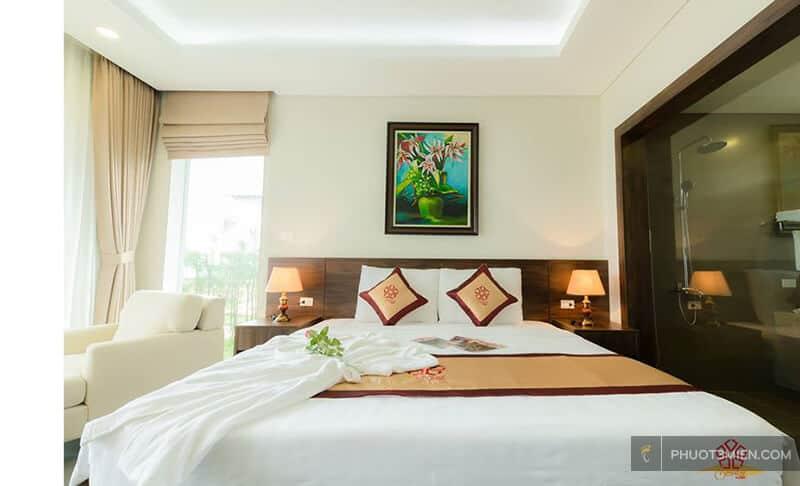 sea star resort Đồng hới