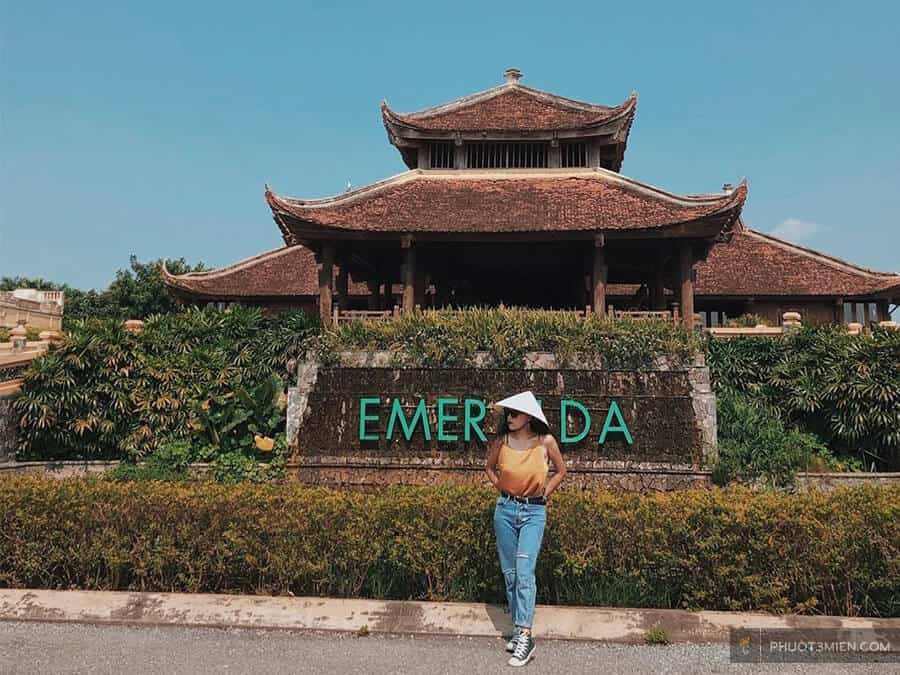 resort emeralda 5 sao ninh bình