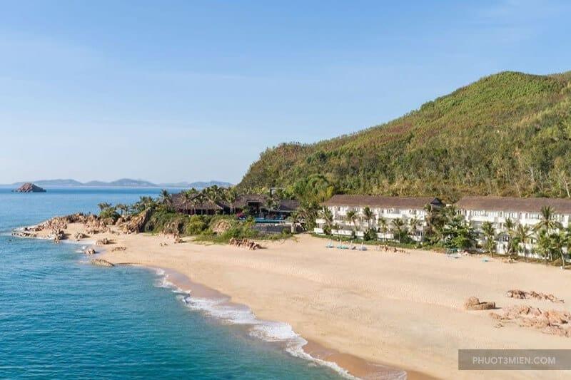 toàn cảnh resort Avani
