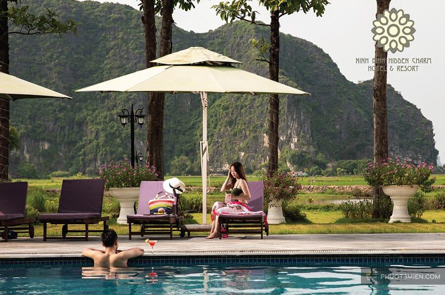 charm resort 4 sao ở Ninh Bình