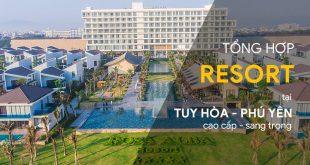 list resort tại tuy hòa phú yên