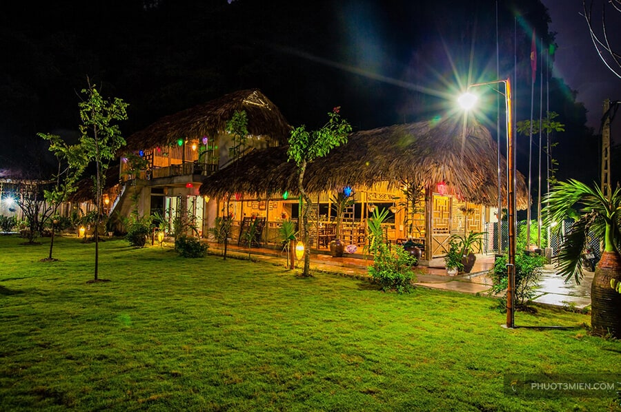 tam cốc rice fields resort