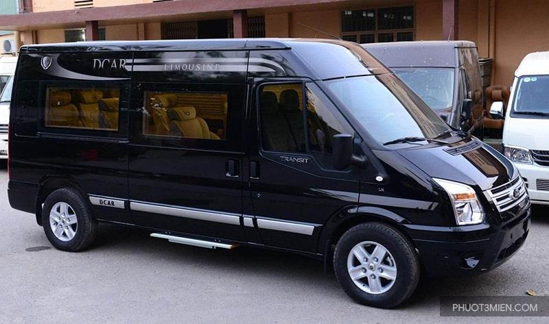 xe limousine vip đi hạ long