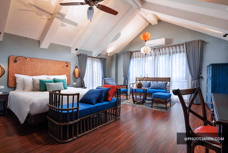 Aira Boutique Villa Hoi An - tại biển An Bàng