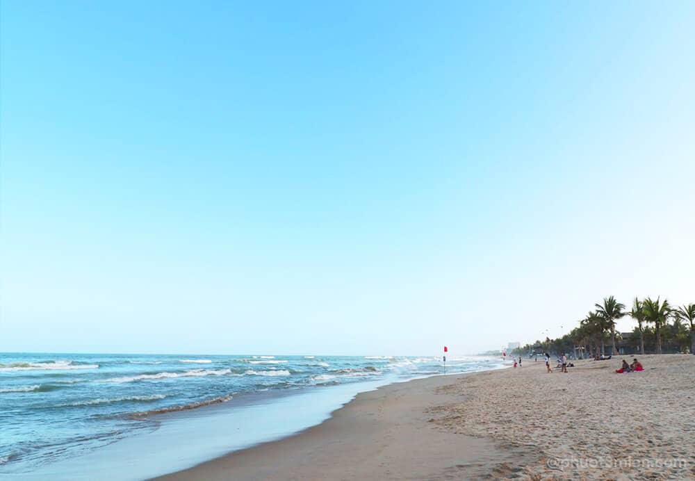 biển bắc mỹ an đà nẵng