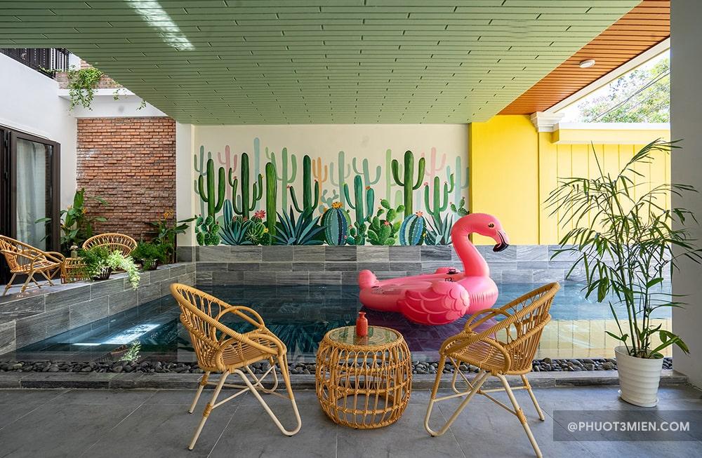 lami villa nguyên căn có hồ bơi riêng