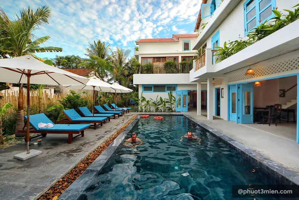 life a beach villa hội an