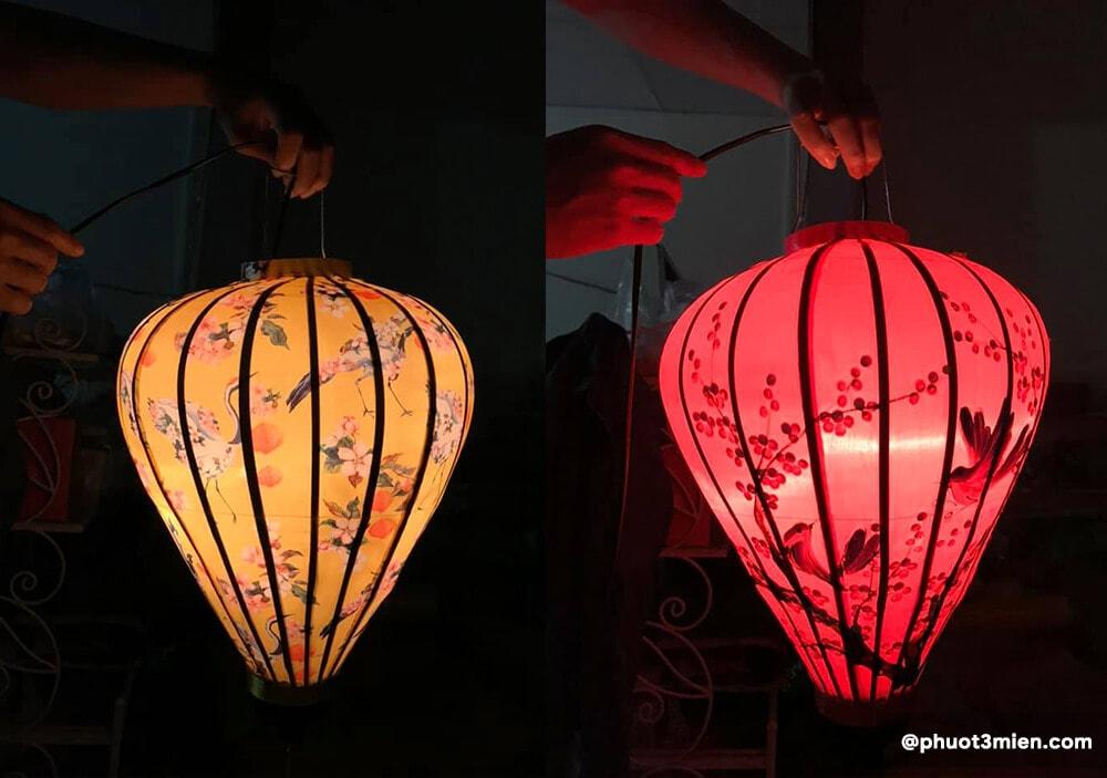 đèn lồng hội an