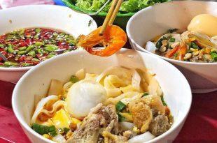 mỳ quảng - đặc sản đà nẵng