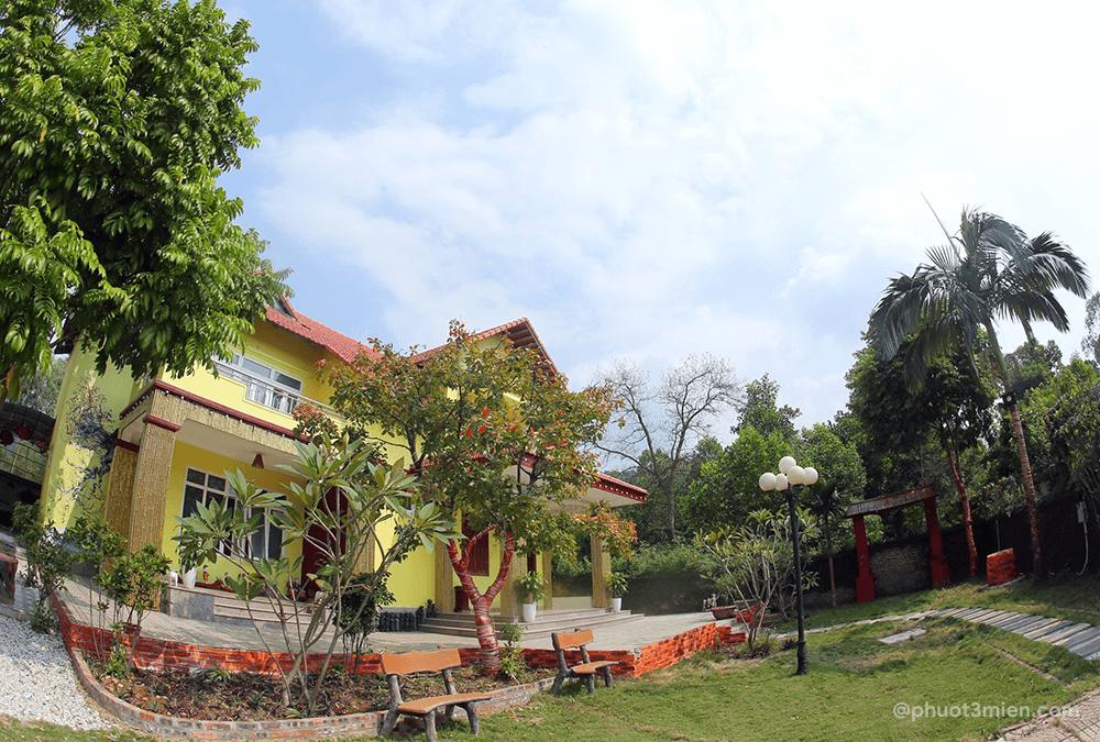 puppets villa