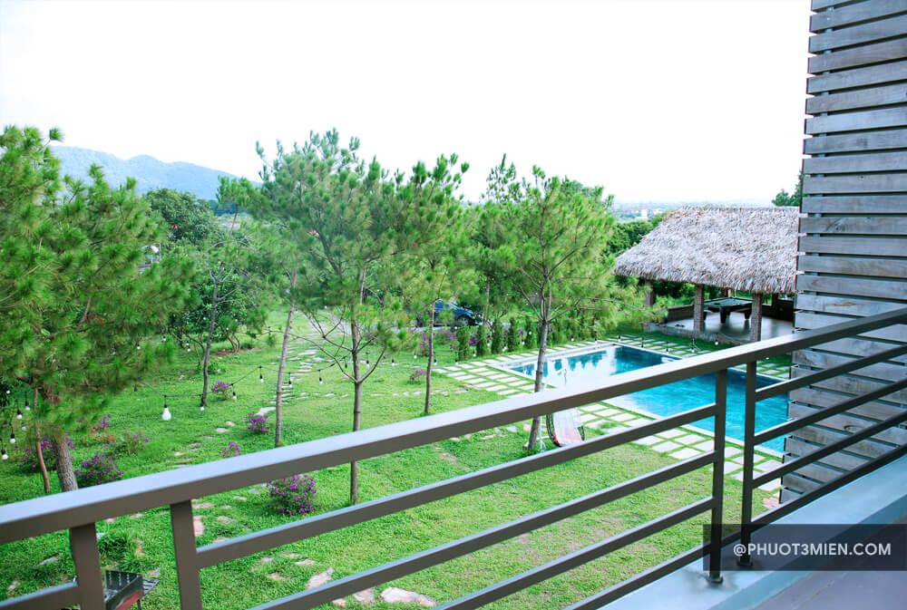 Villa nguyên căn ở Sóc Sơn