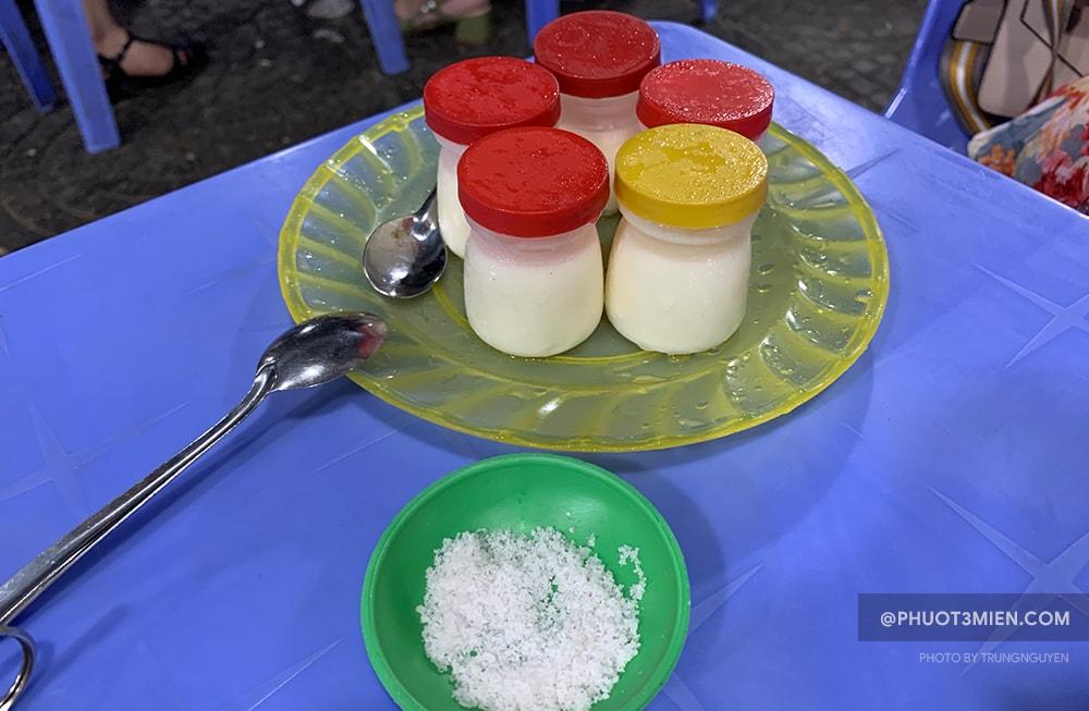 yaourt muối - ăn vặt đà nẵng