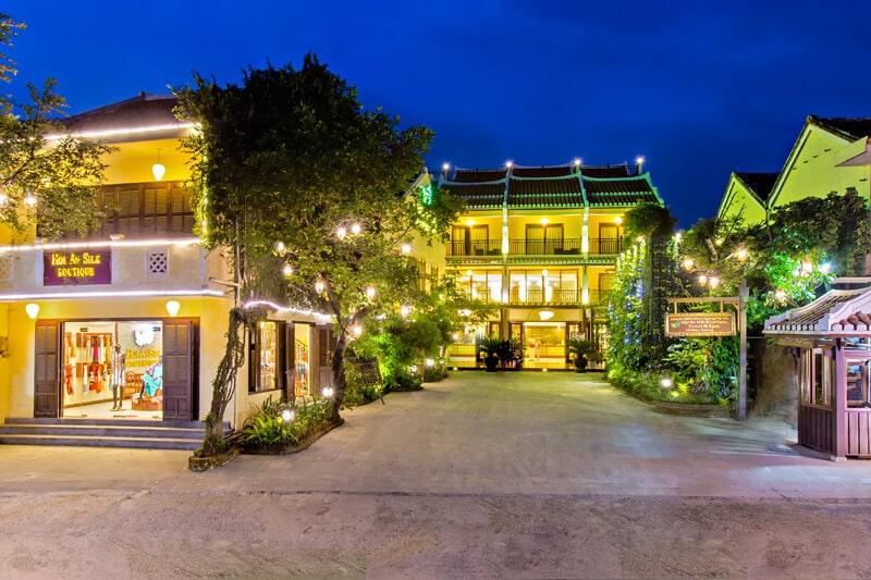 Hoi An Silk Luxury Hotel