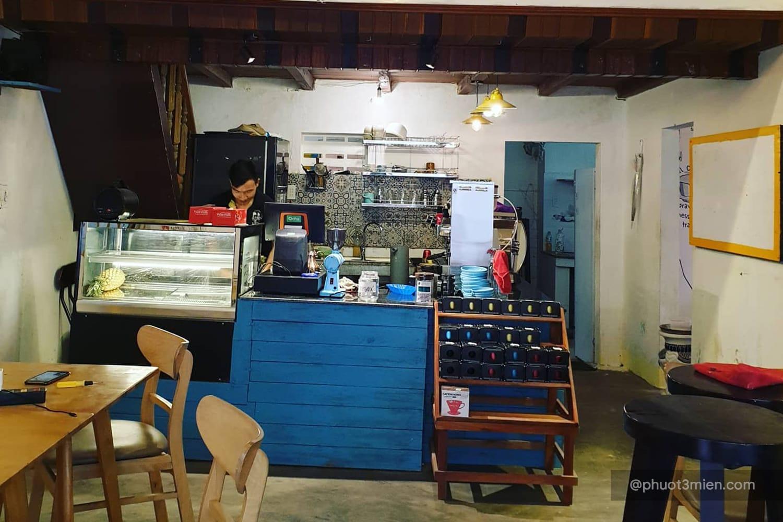 HIN COFFEE WORKSHOP - quán cafe đẹp ở hội an