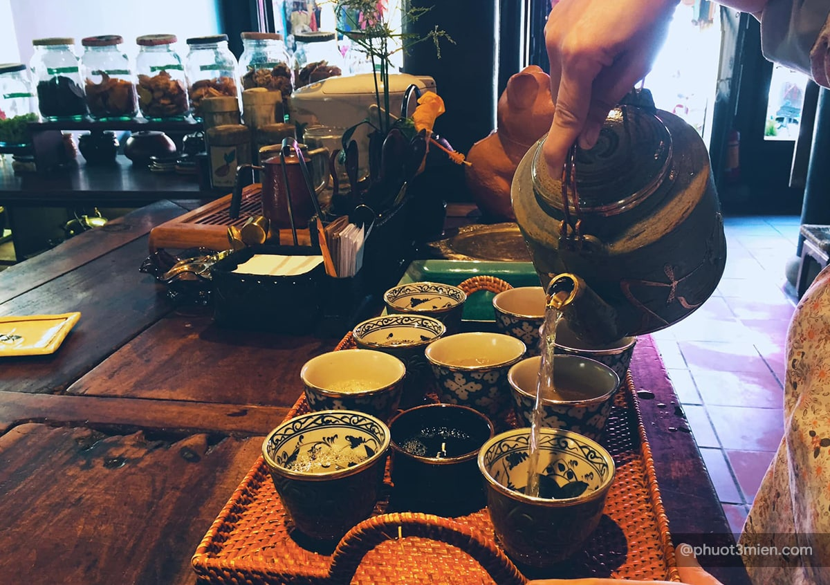 Reaching Out Teahouse