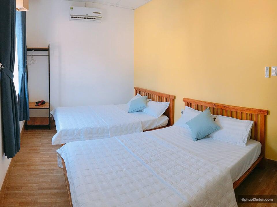 phòng tại sunbay homestay