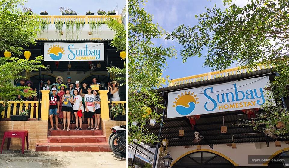 sunbay homestay cù lao chàm