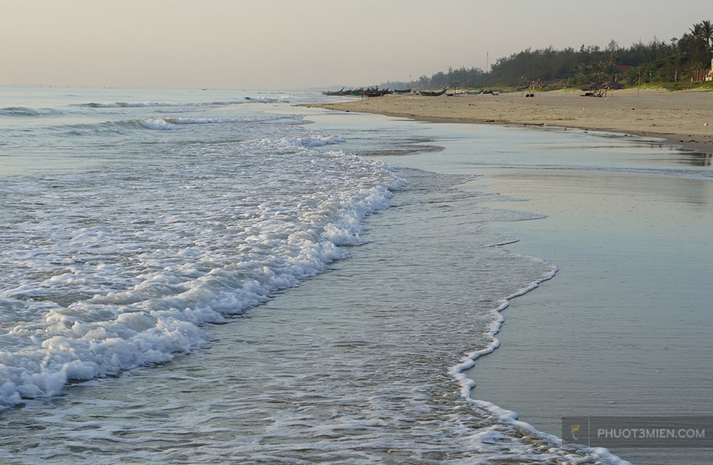 biển tam thanh