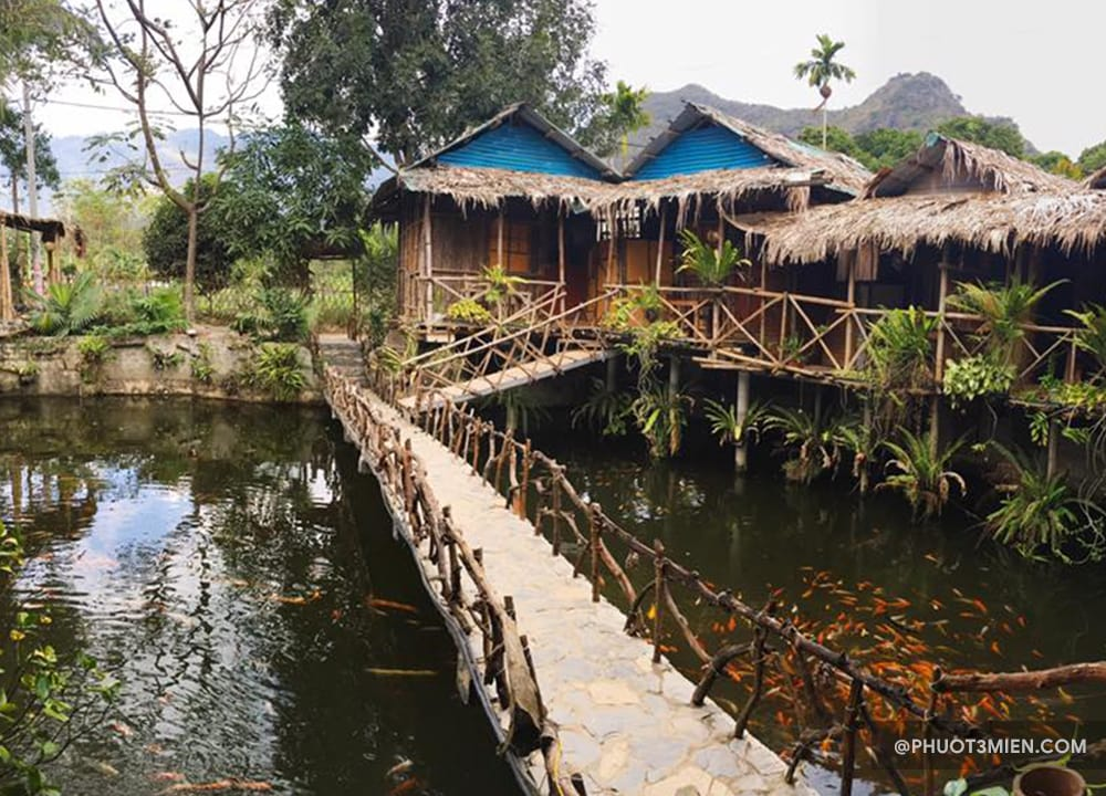 dịch vụ lưu trú ở mai châu