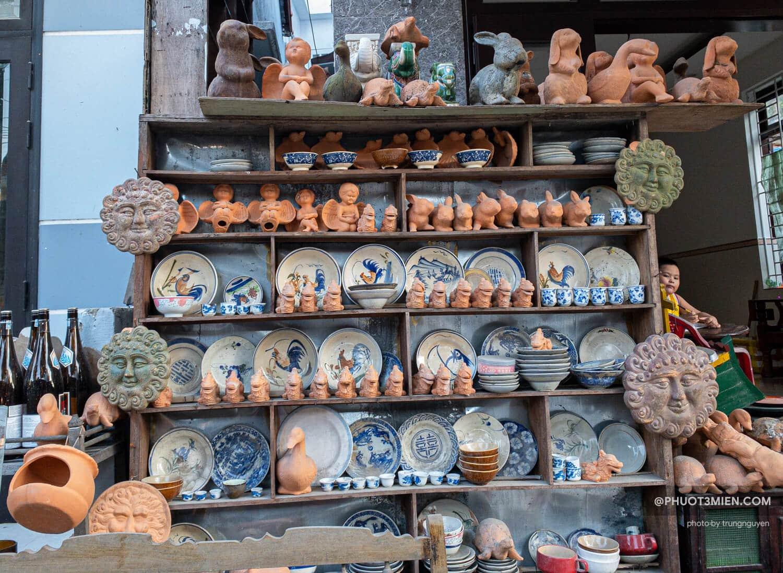 bán gốm tạc tượng ở thanh hà