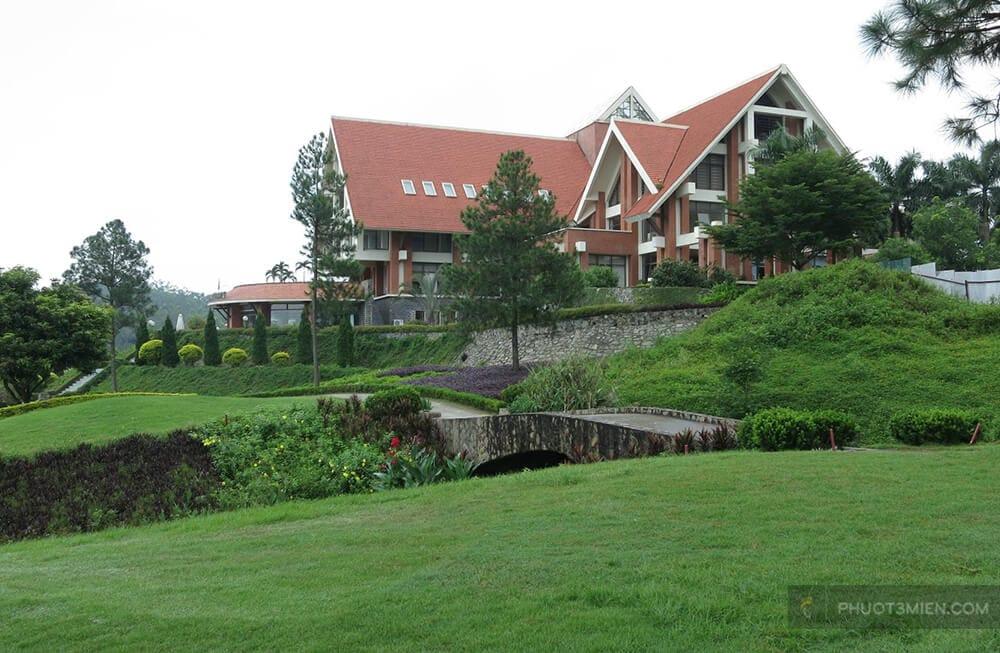tam đảo golf resort 5 sao
